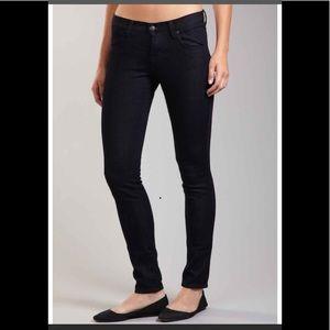 Paper Denim & Cloth Natalie low rise peg leg jeans